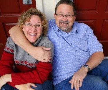 Pastor Bill and Lynda Mann